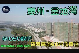 金地灣_惠州|@1050蚊呎|香港高鐵60分鐘直達|香港銀行按揭(實景航拍)