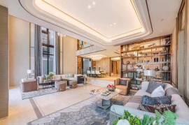 華發觀山水別墅_中山 總價200萬 買兩層送兩層 香港銀行按揭 (實景航拍)