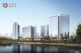 鵬展匯_深圳|香港高鐵直達|科技商業金融核心重地|香港銀行按揭 (實景航拍)